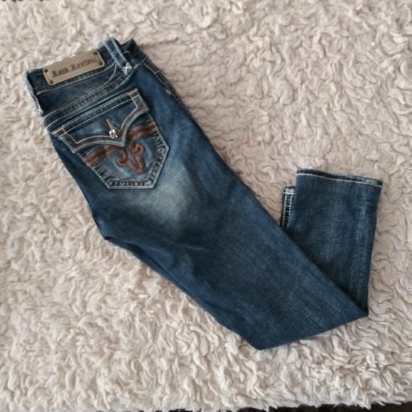 Rock Revival Denim - Rock Revival Posey Skinny Jean 28
